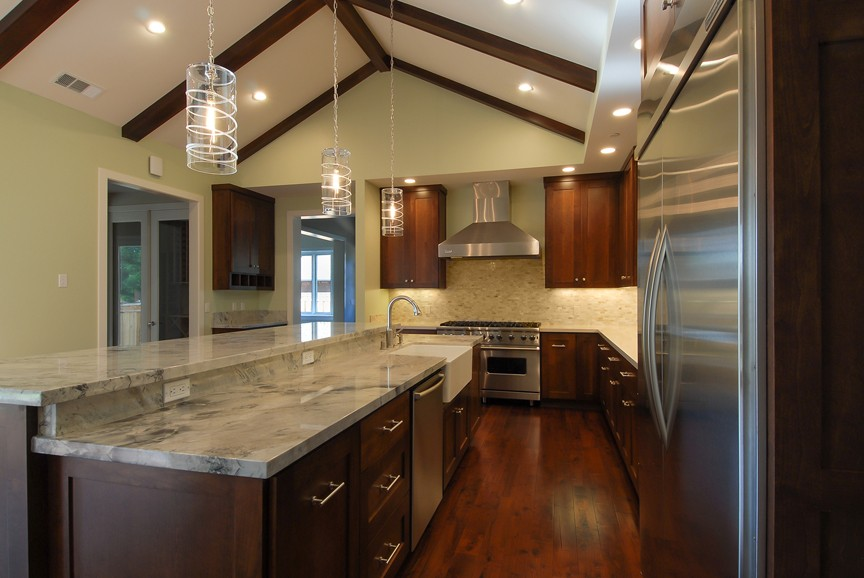 Wade Construction 17603 Bruce Ave. Los Gatos – Kitvhen Galley Vi
